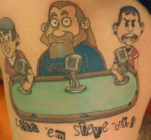 @xshortigurl187x   I got so many compliments on my new tattoo today  @TellEmSteveDave   @BQQuinn  #TESDArmyANT #tesd