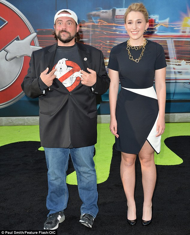 Kevin Smith Shares Thoughts On New 'GHOSTBUSTERS' Film