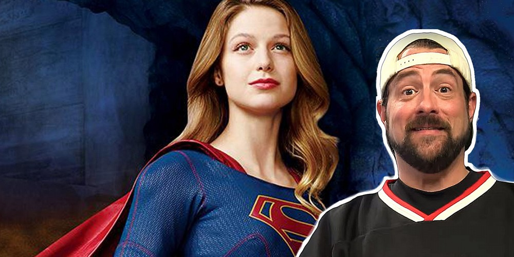 Supergirl: Kevin Smith Teases His 'Pure Comic Book' Episode