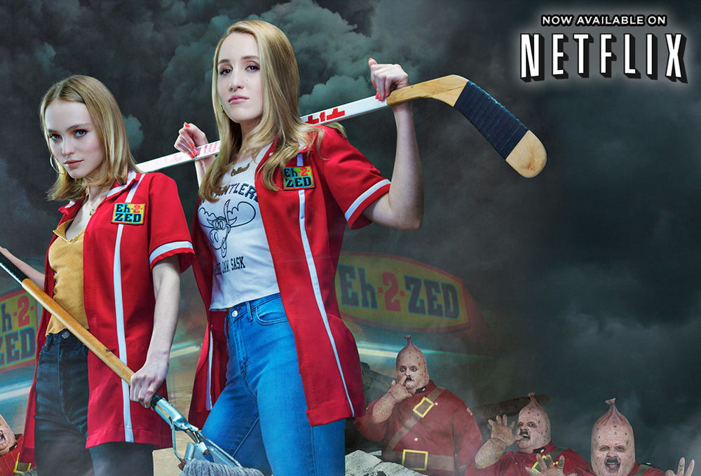 Yoga Hosers Now Available on Blu-ray and DVD