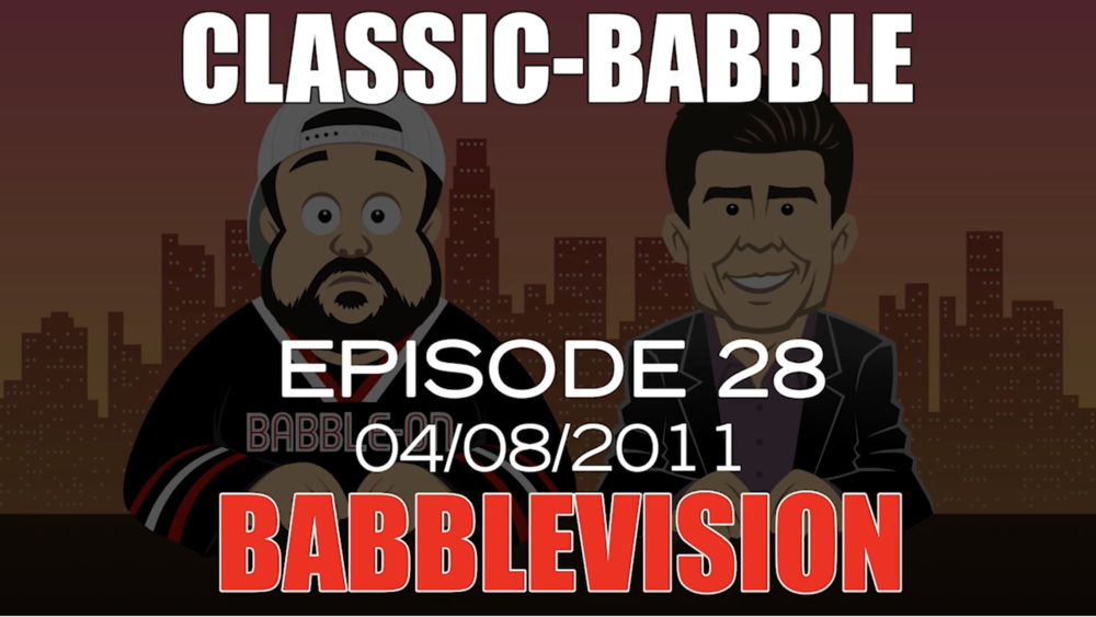 CLASSIC-BABBLE: HOLLYWOOD BABBLE-ON 28: 04/08/2011