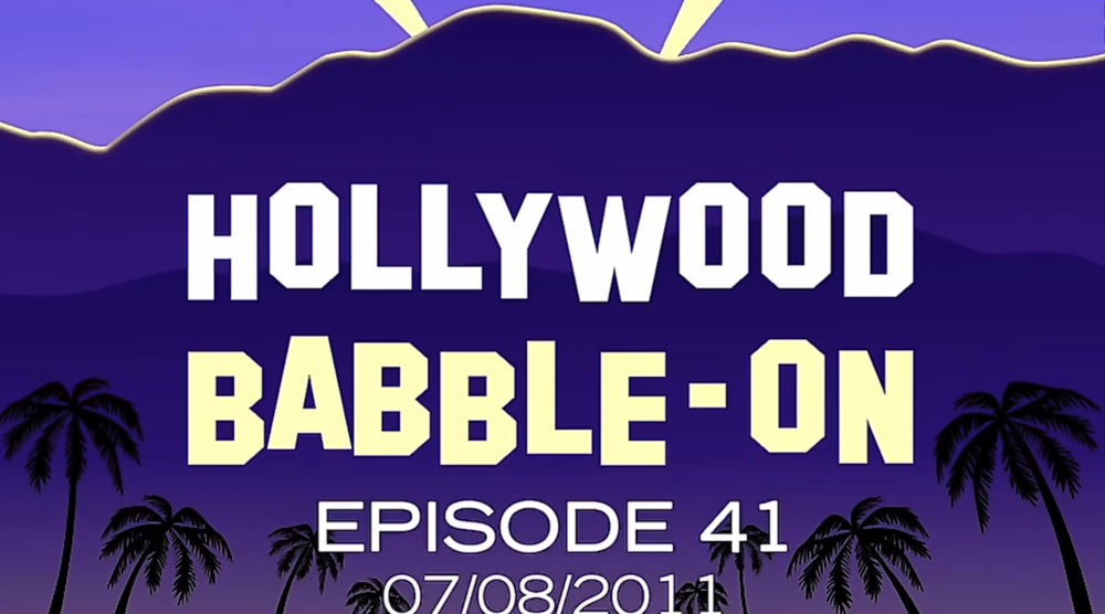 CLASSIC BABBLE-ON 41: 07/08/2011