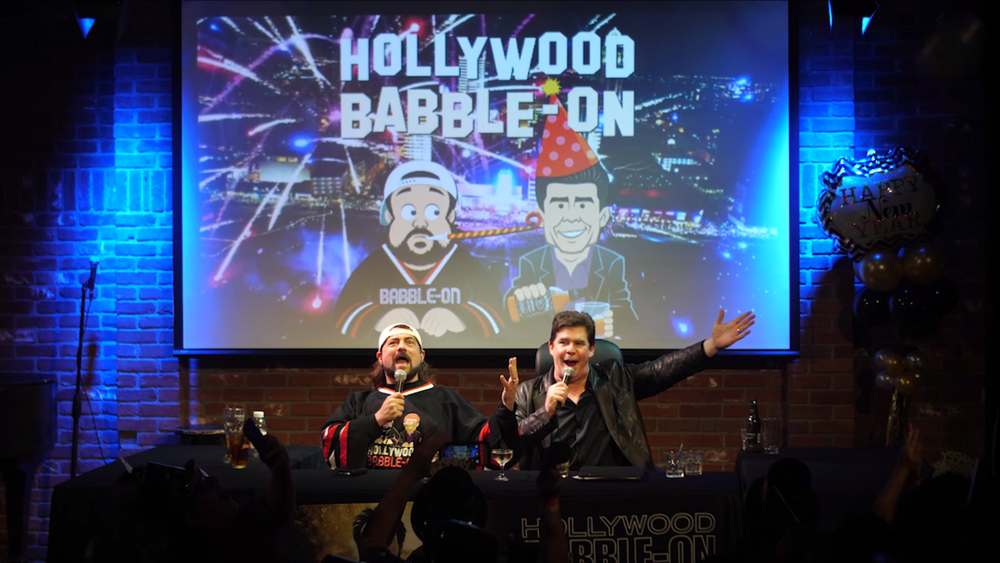 HOLLYWOOD BABBLE-ON #305: NEW YEAR'S BABBLE-EVE 2017