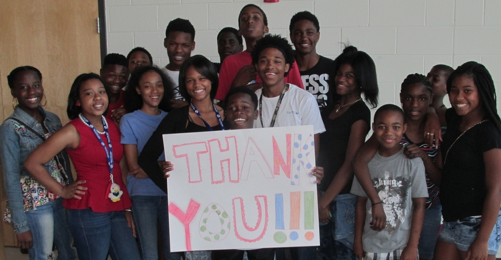 At least 95% of our annual expenses are paid through gifts, which makes us proud to say: we exist because our community believes we should.  Explore the ways you can enable young people in Richmond and Petersburg to succeed, regardless of their circumstance.