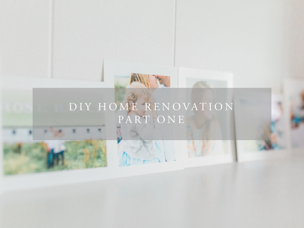 DIY home renovation part one | Emma Rose Company | Beautiful Office Space