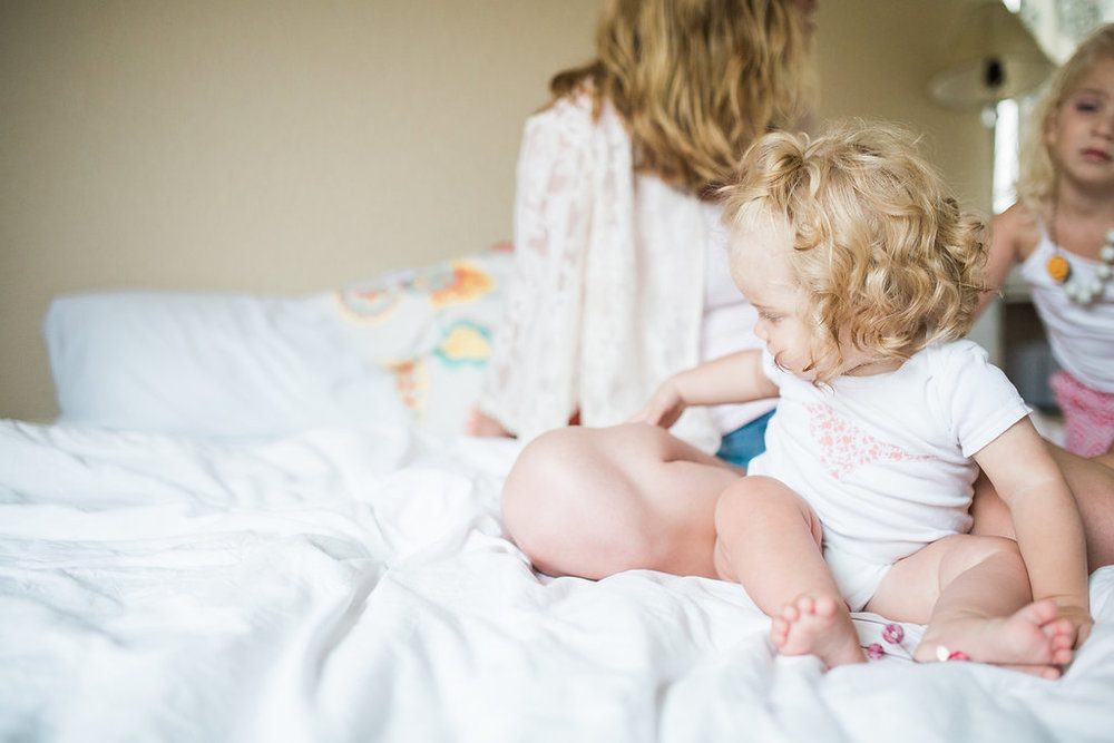 Emma Rose Company   Lifestyle Photographer   Seattle Wedding Photographer   Adorable family photo on bed   In Home Lifestyle Session   Family Photography   Family photo shoot   Mom and daughter Family Pictures   Mastin Labs