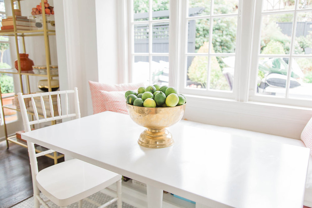 Limes | Interior Design | Dreamy White Lifestyle | Kitchen Goals | Dream White Kitchen | Dream Home Tour | White Open Shelving | Stunning Kitchen | As Featured in Style Me Pretty | SMP Living