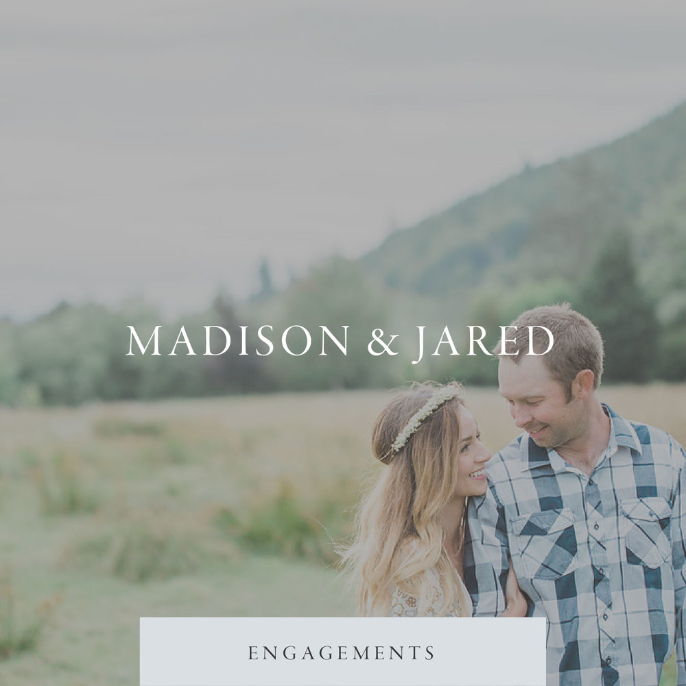 Madison & Jared Enagement Session | Beautiful Outdoor Location | Engaged | Beautiful Ring | What to Wear