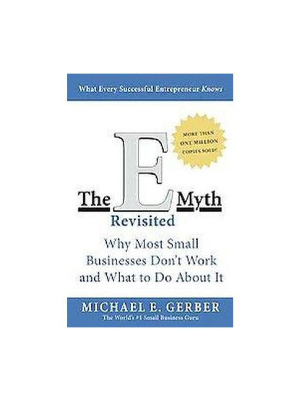 THE E MYTH REVISiTED buy now
