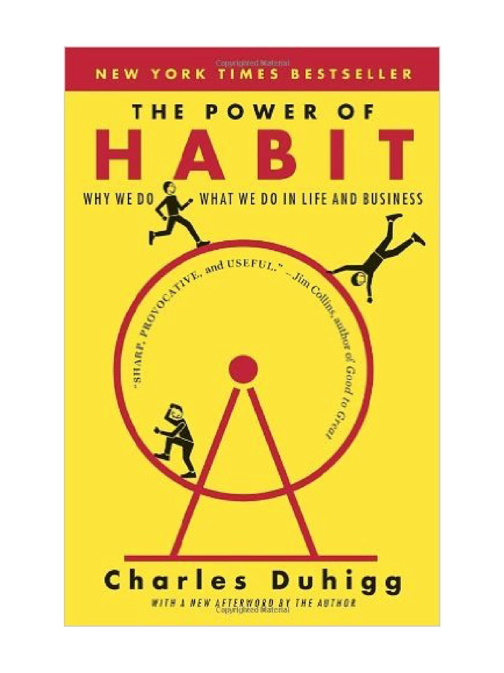 THE POWER OF HABIT buy now