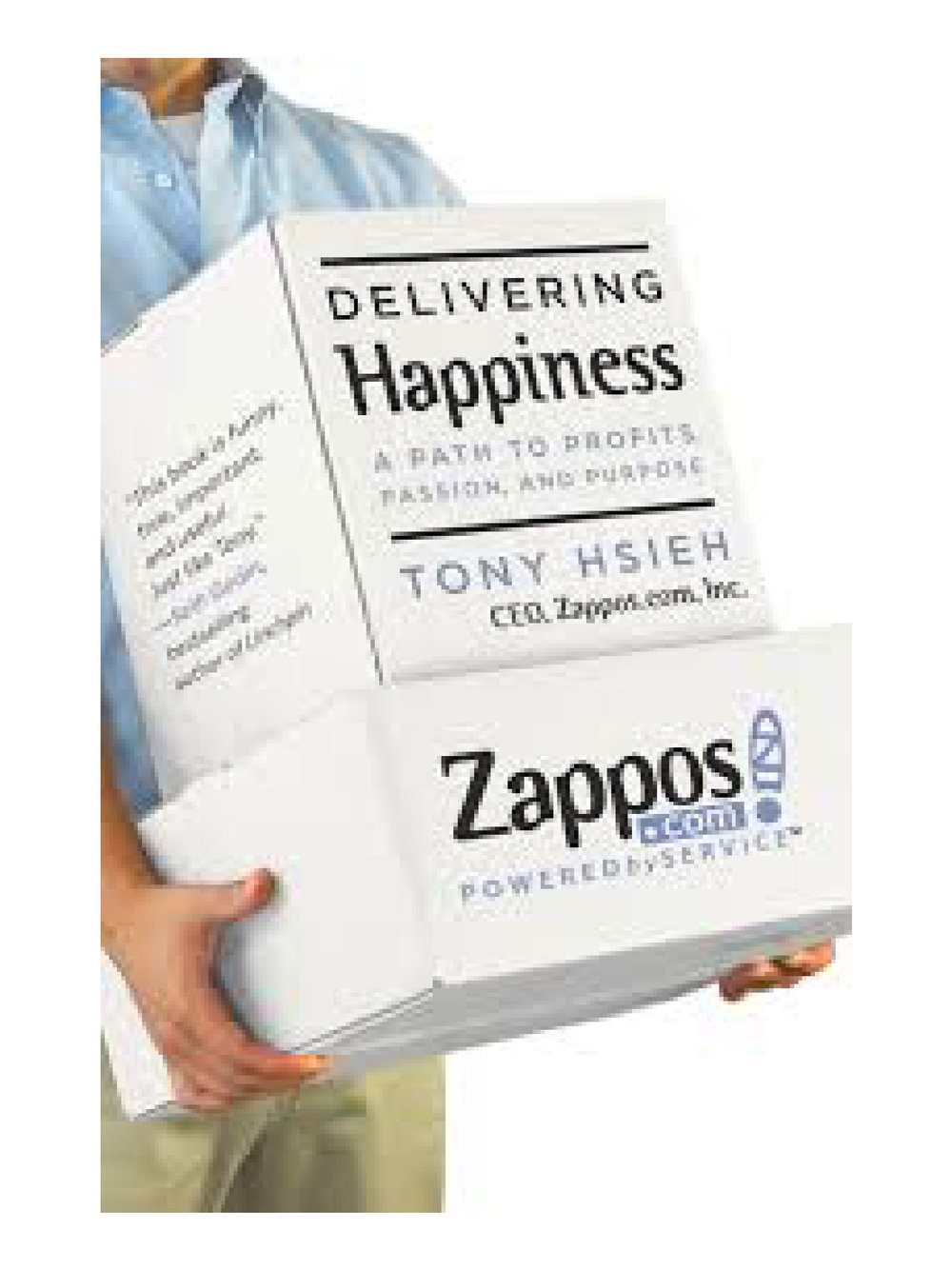 DELIVERING HAPPINESS buy now