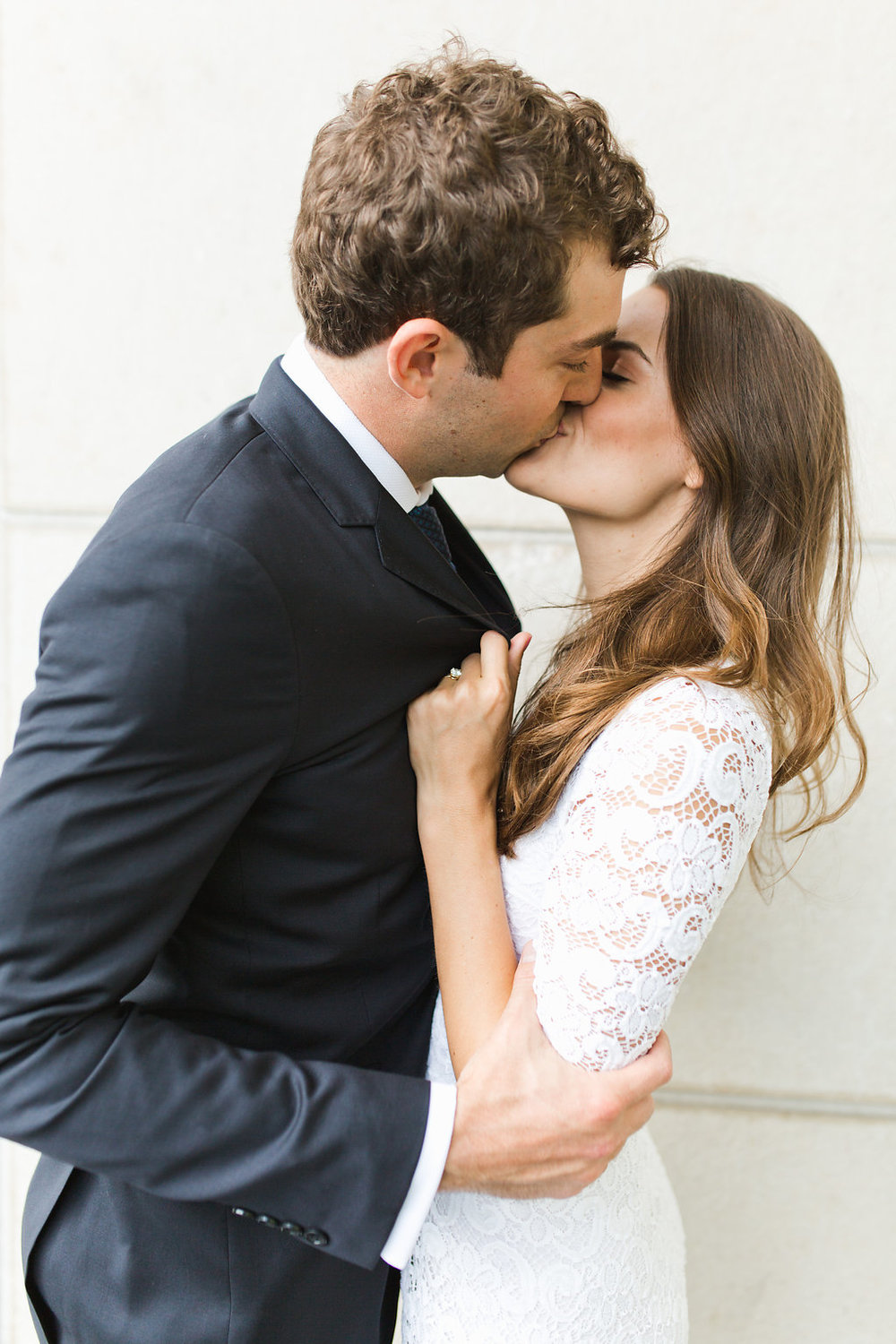 Carly and Austin Downtown Seattle Courthouse Elopement