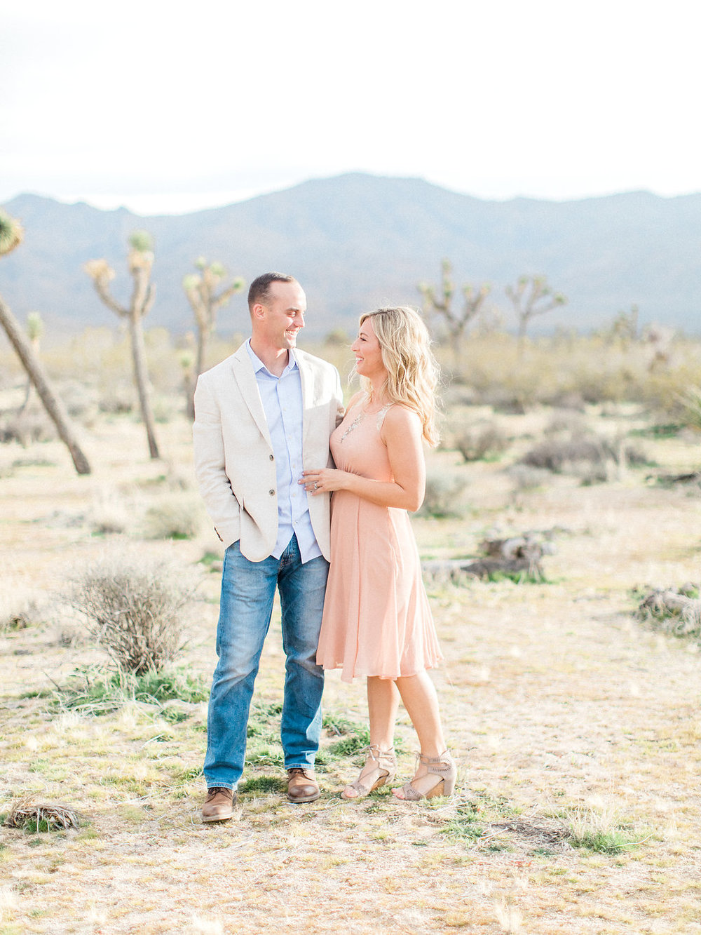 Joshua Tree Engagement Session | What to Wear for Pictures | Southern California Wedding Photographer | Mastin Labs Fuji Film | Fine Art Photographer | Desert Shoot | Desert Scenes.jpg