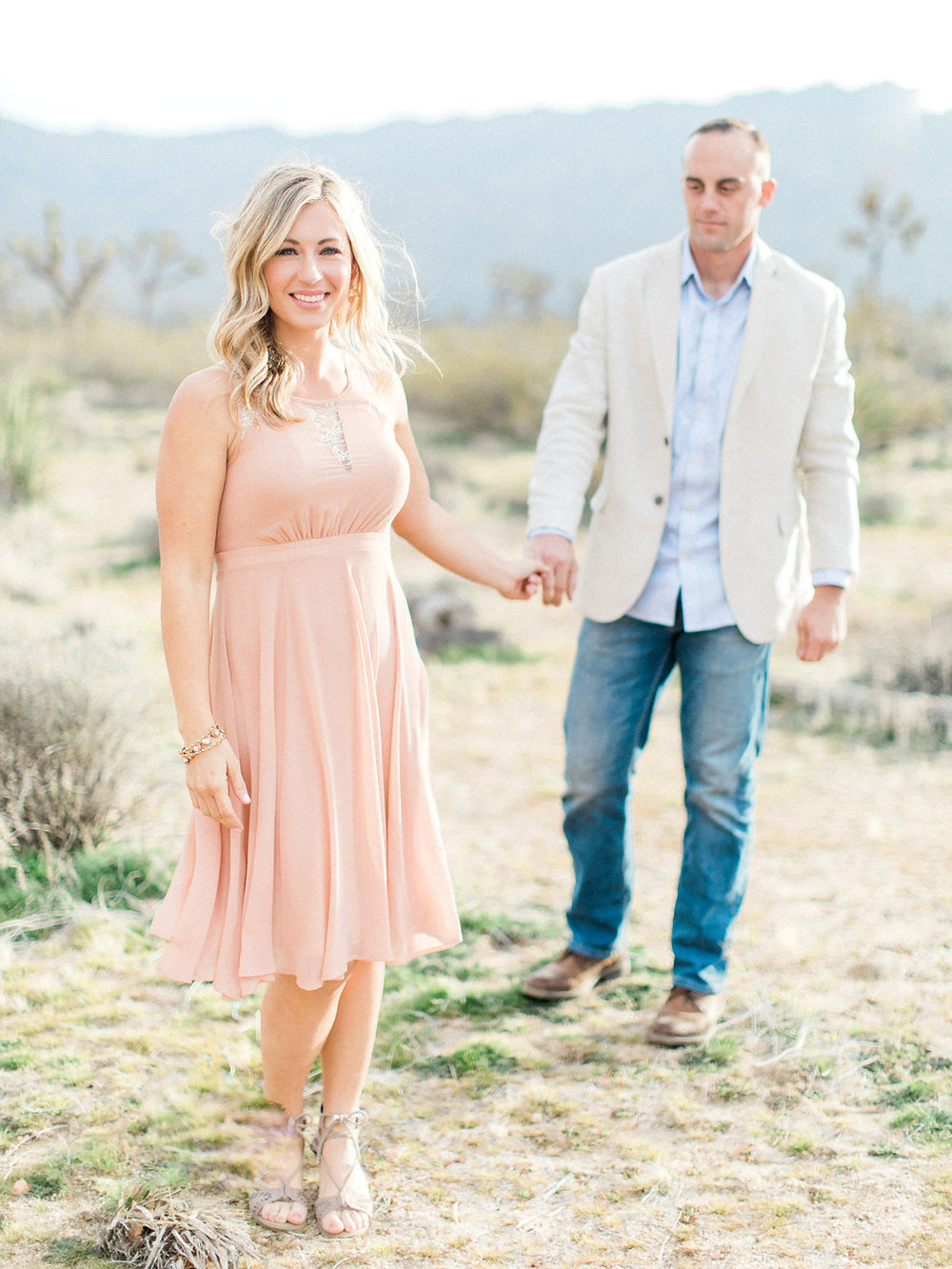 Joshua Tree Engagement Session | What to Wear for Pictures | Southern California Wedding Photographer | Mastin Labs Fuji Film | Fine Art Photographer | Desert Shoot | Gorgeous Mother.jpg