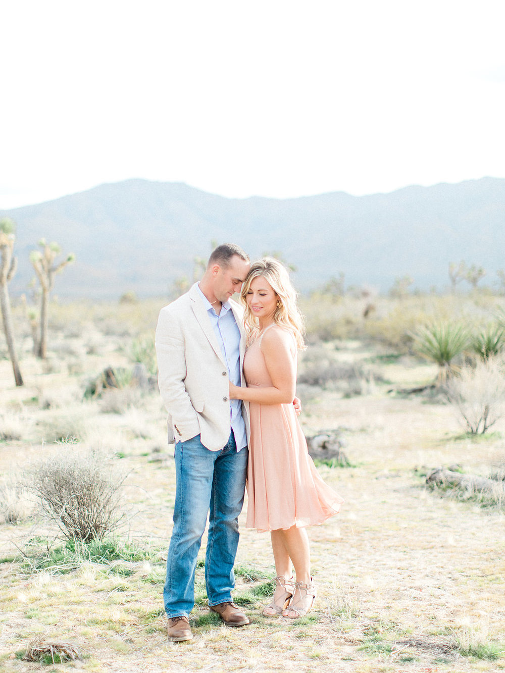 Joshua Tree Engagement Session | What to Wear for Pictures | Southern California Wedding Photographer | Mastin Labs Fuji Film | Fine Art Photographer | Desert Shoot | Perfect Posing.jpg