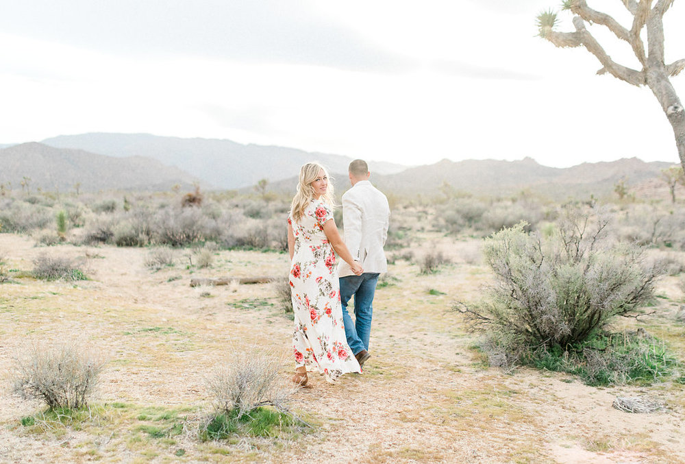 Joshua Tree Engagement Session | What to Wear for Pictures | Southern California Wedding Photographer | Mastin Labs Fuji Film | Fine Art Photographer | Desert Shoot | Southern California.jpg