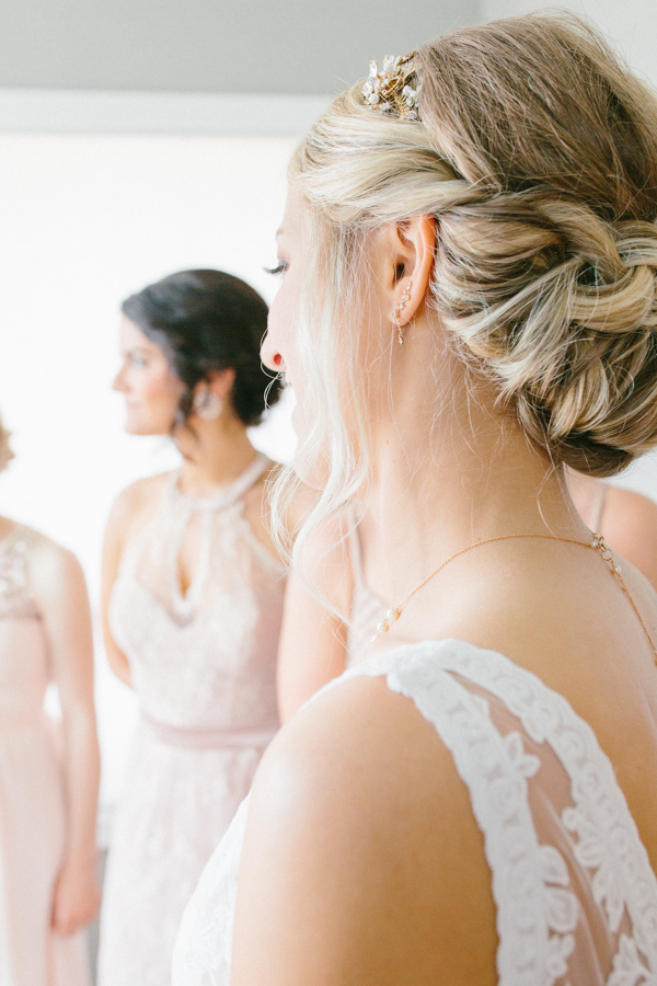Intimate Backyard Blush Fairytale Wedding | Wenatchee Wedding Photographer | Fine Art Seattle Wedding Photographer | Blush Wedding | Wedding Details | Getting Ready