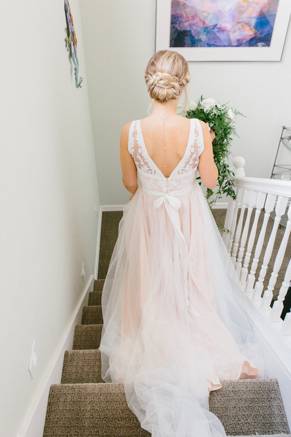 Intimate Backyard Blush Fairytale Wedding | Wenatchee Wedding Photographer | Fine Art Seattle Wedding Photographer | Blush Wedding | Wedding Details | Getting Ready | Wedding Details
