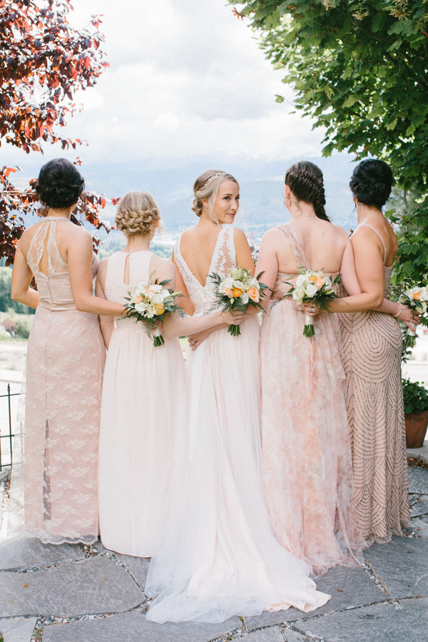 Intimate Backyard Blush Fairytale Wedding | Wenatchee Wedding Photographer | Fine Art Seattle Wedding Photographer | Blush Wedding | Wedding Details | Getting Ready | Blush Bridesmaid Dresses