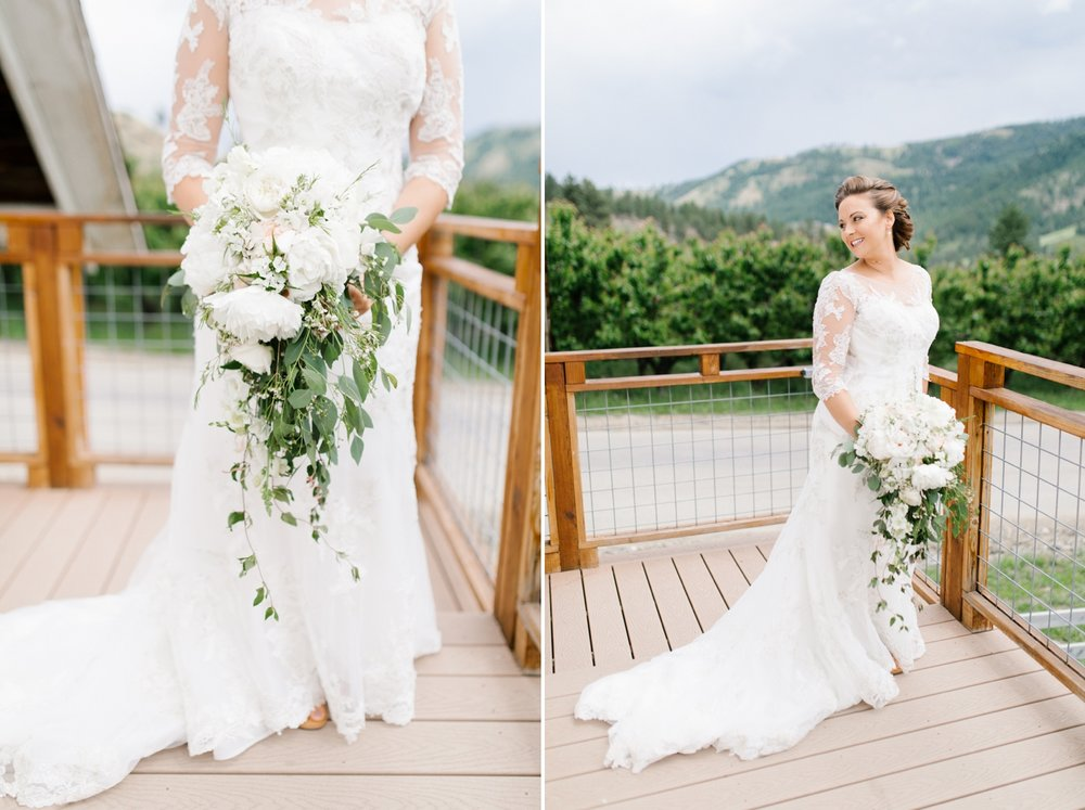 Wenatchee Wedding Photographer | Hampton Hideaway | Summer Rustic Wedding Eastern Washington | Emma Rose Company | Pastel Wedding Inspiration | Lace Wedding | Pacific Northwest Wedding 12.jpg