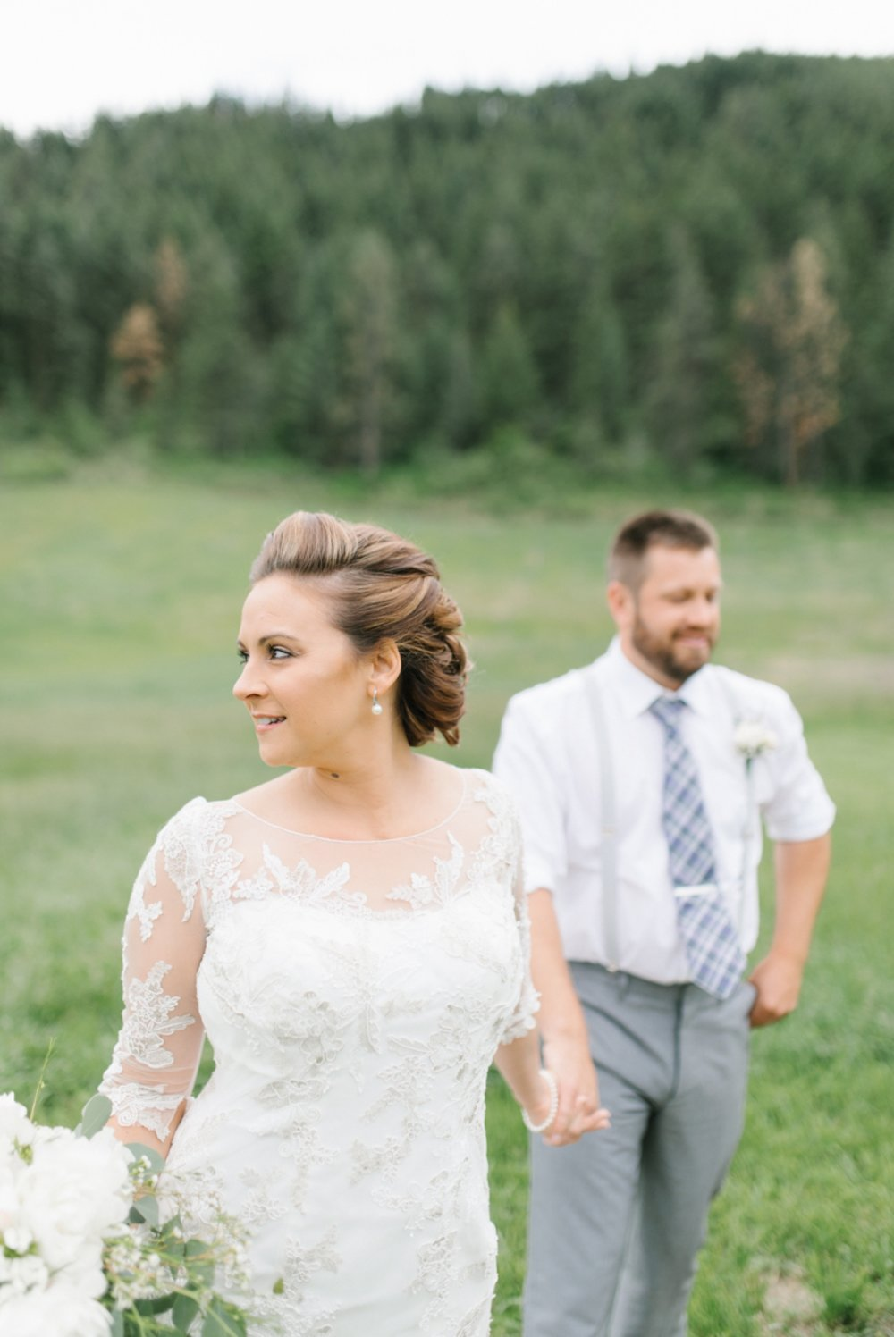 Wenatchee Wedding Photographer | Hampton Hideaway | Summer Rustic Wedding Eastern Washington | Emma Rose Company | Pastel Wedding Inspiration | Lace Wedding | Pacific Northwest Wedding 43.jpg