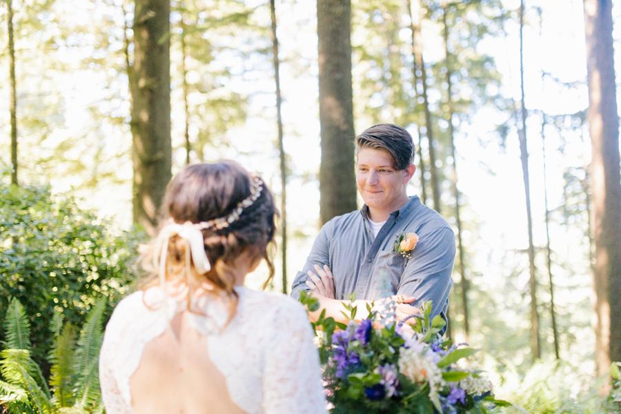 Oceanside Oregon Beach Wedding Details | Mermaid Wedding | Oregon Wedding on the Coast | Oregon Bride | Wedding Details | Bridal Party Portraits | Forest First Look-14.jpg