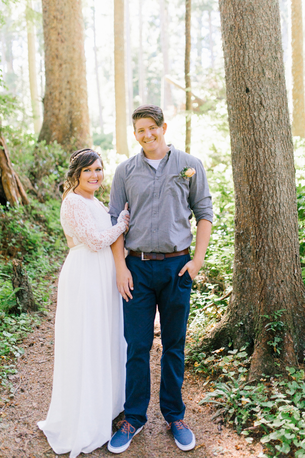 Oceanside Oregon Beach Wedding Details | Mermaid Wedding | Oregon Wedding on the Coast | Oregon Bride | Wedding Details | Bridal Party Portraits | Forest First Look-20.jpg