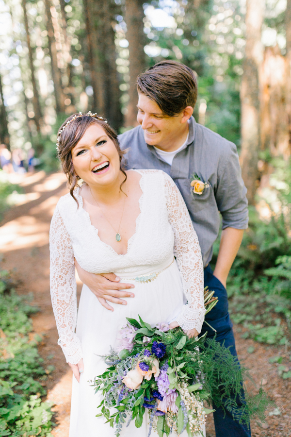 Oceanside Oregon Beach Wedding Details | Mermaid Wedding | Oregon Wedding on the Coast | Oregon Bride | Wedding Details | Bridal Party Portraits | Forest First Look-26.jpg