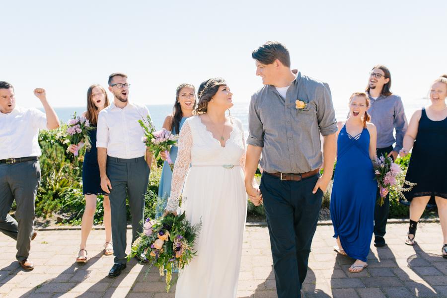 Oceanside Oregon Beach Wedding Details | Mermaid Wedding | Oregon Wedding on the Coast | Oregon Bride | Wedding Details | VSCO | Ceremony on the Beach-6.jpg