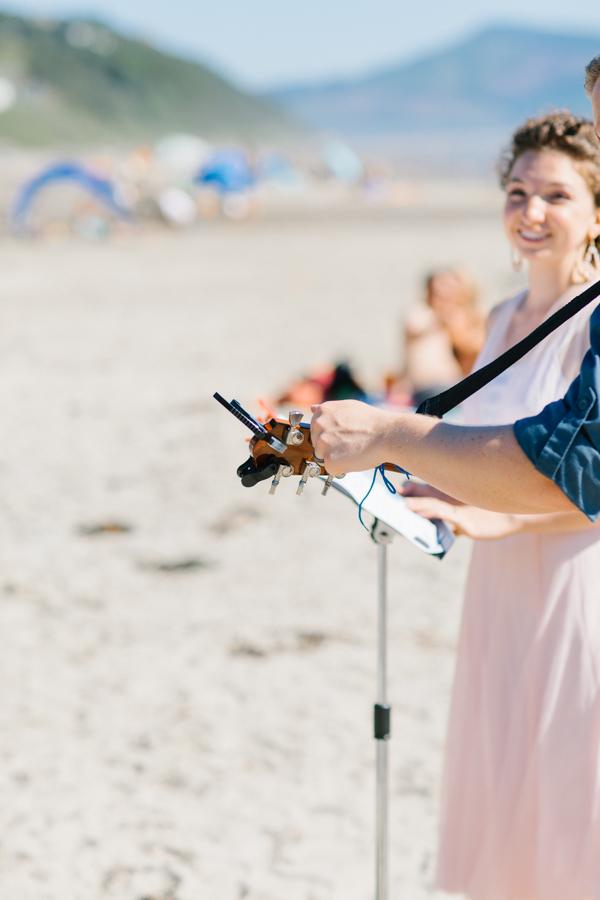 Oceanside Oregon Beach Wedding Details | Mermaid Wedding | Oregon Wedding on the Coast | Oregon Bride | Wedding Details | VSCO | Ceremony on the Beach-10.jpg
