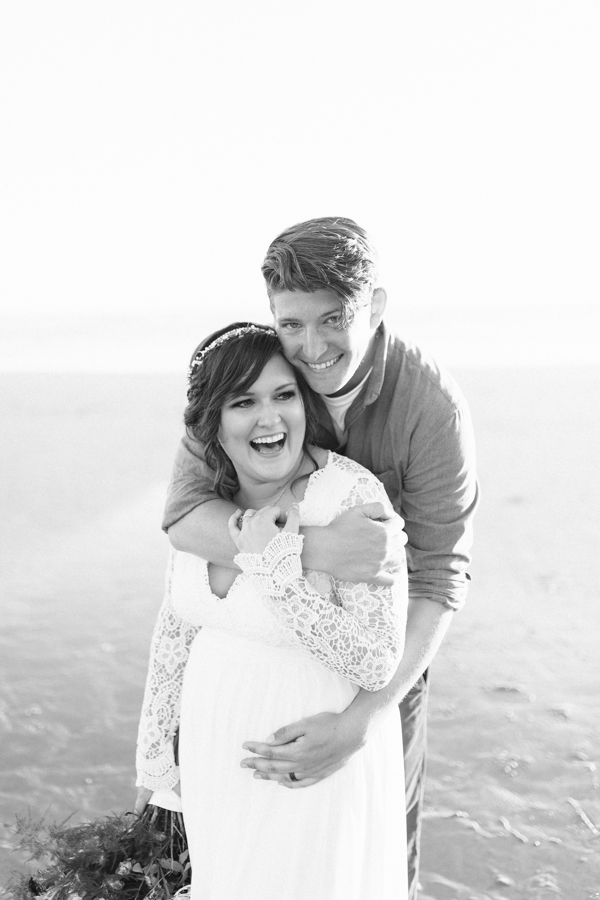 Oceanside Oregon Beach Wedding | Sunset Portraits by the Ocean | Oregon Bride | Oregon Wedding Photography | Wedding on the Beach | Bride and Groom Beach Portraits-7.jpg