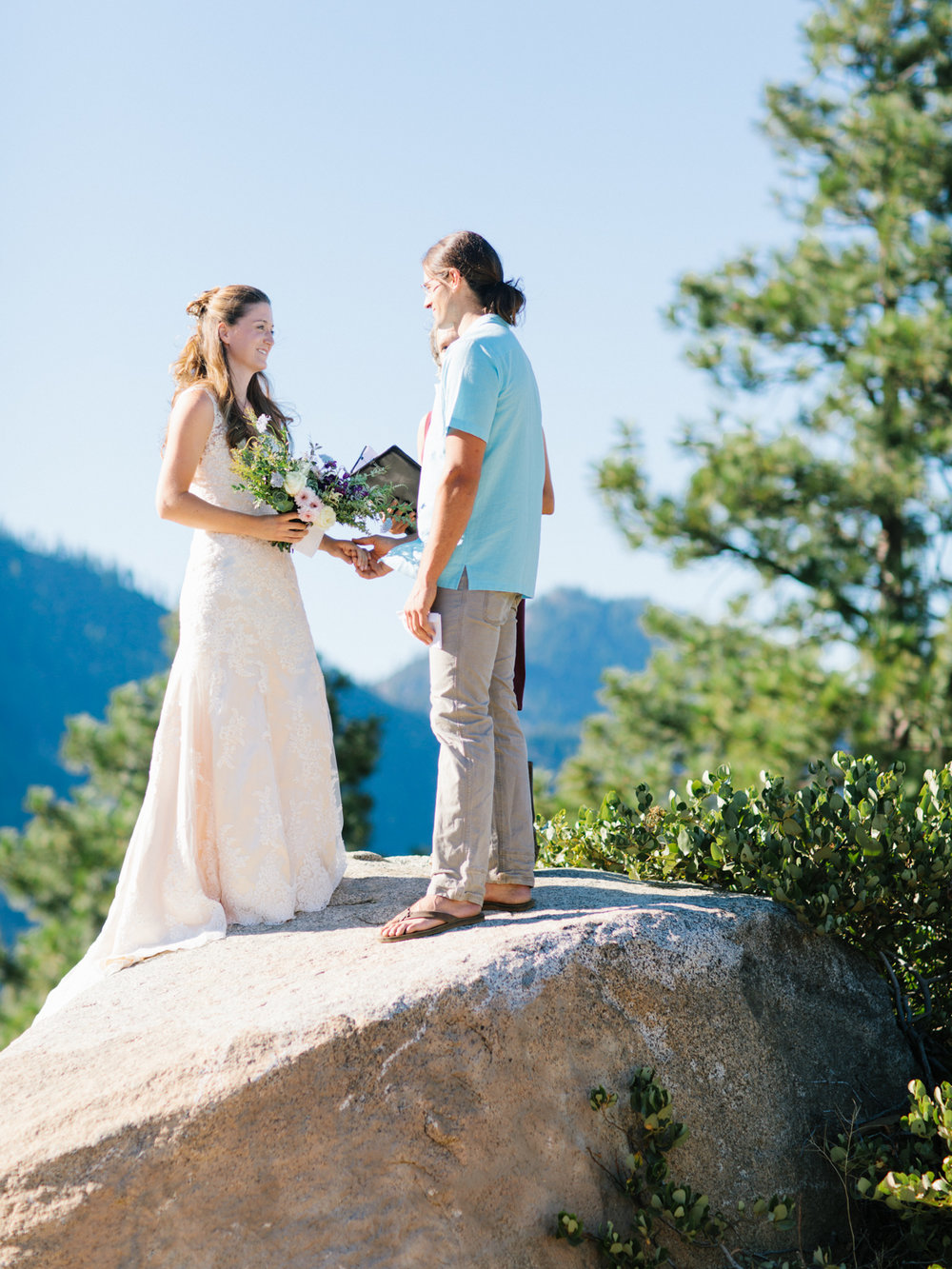 Leavenworth Washington Mountain Top | Wedding | Intimate Wedding Inspiration Outdoors | Pybus Bistro Wenatchee, Washington | VSCO | Simple Wedding | PNW Wedding | Emma Rose Company-29.jpg