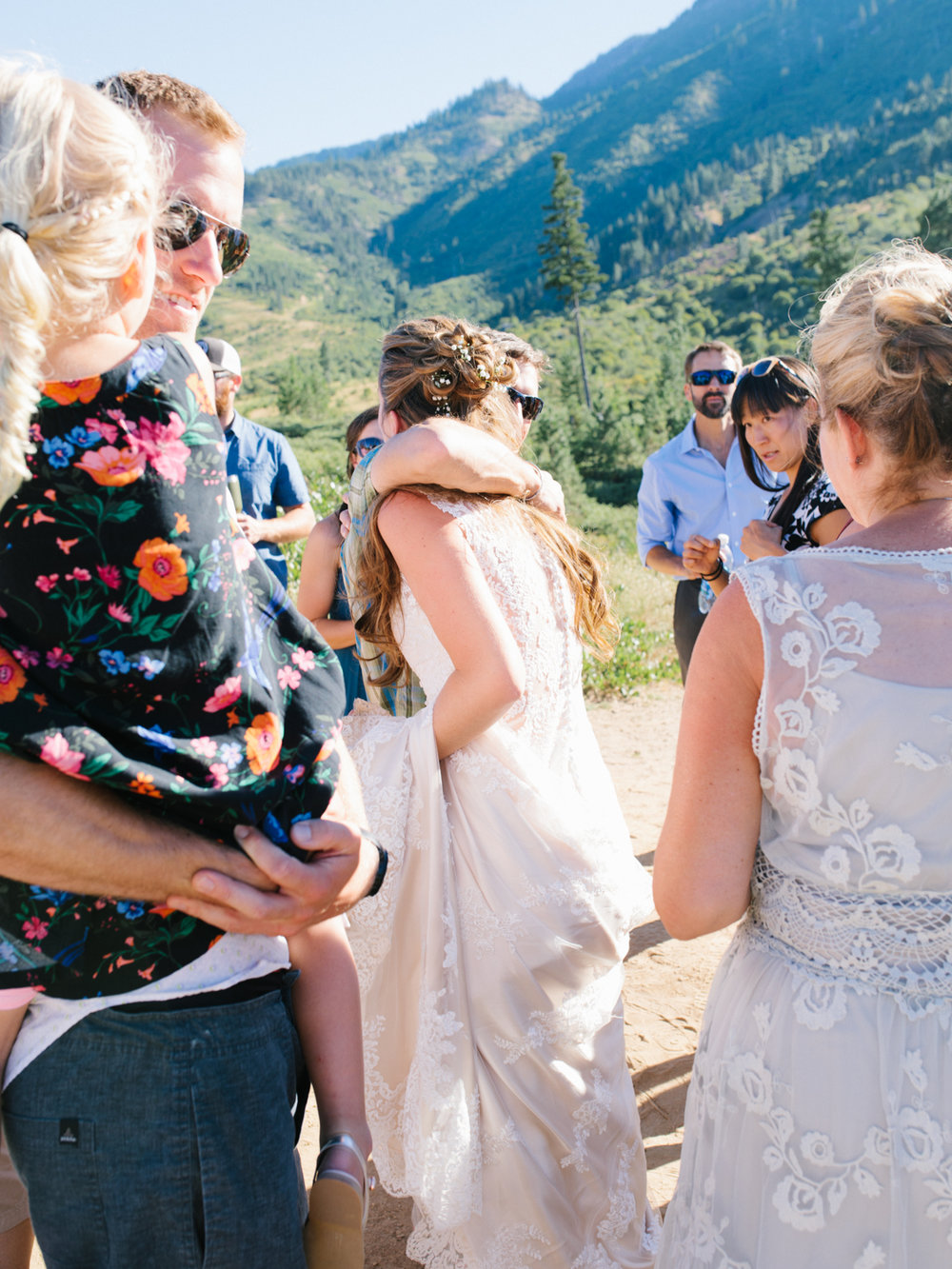 Leavenworth Washington Mountain Top | Wedding | Intimate Wedding Inspiration Outdoors | Pybus Bistro Wenatchee, Washington | VSCO | Simple Wedding | PNW Wedding | Emma Rose Company-41.jpg
