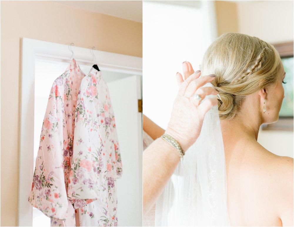 Hampton Hideaway Wedding Wenatchee, Washington | Wedding Details | Custom Wedding Day Hanger | Wedding Day Custom Floral Robes.jpg