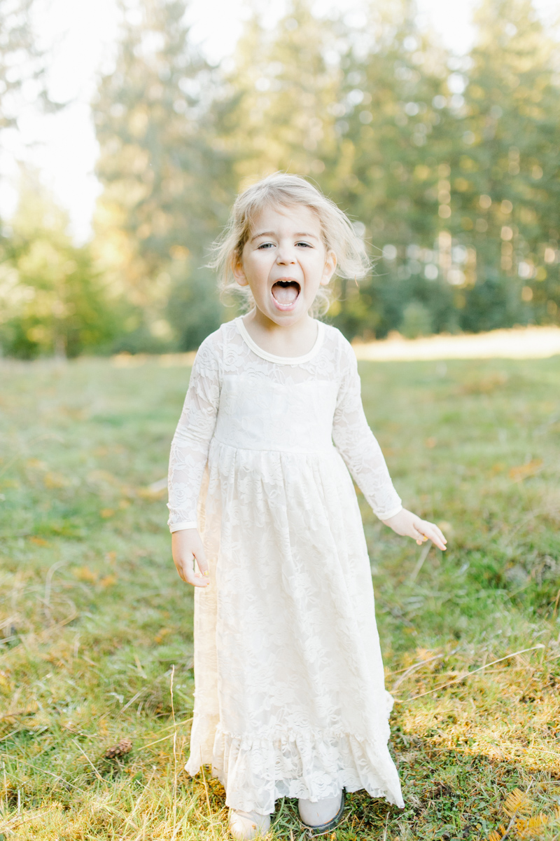 The most perfect fall photo shoot with toddler girl | What to wear to family pictures | Toddler girl in lace dress in woods and fields photo shoot | VSCO | Emma Rose Company | Toddler Outfit Inspiration | Long Lace Dress on Little Girl-6.jpg