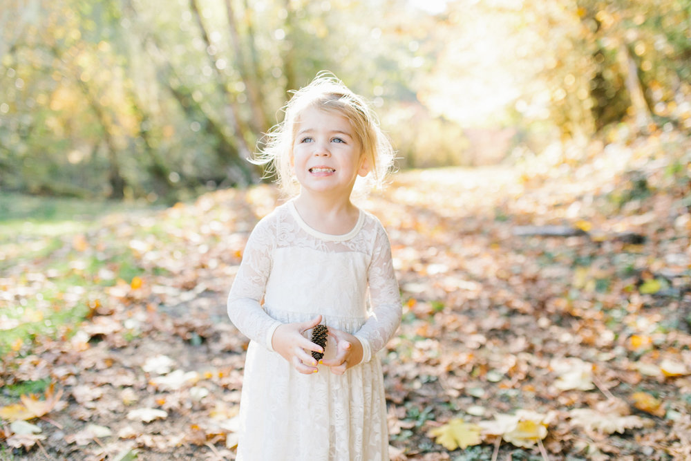 The most perfect fall photo shoot with toddler girl | What to wear to family pictures | Toddler girl in lace dress in woods and fields photo shoot | VSCO | Emma Rose Company | Toddler Outfit Inspiration | Long Lace Dress on Little Girl-19.jpg
