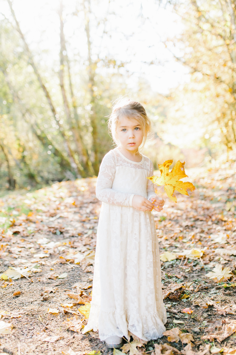 The most perfect fall photo shoot with toddler girl | What to wear to family pictures | Toddler girl in lace dress in woods and fields photo shoot | VSCO | Emma Rose Company | Toddler Outfit Inspiration | Long Lace Dress on Little Girl-21.jpg