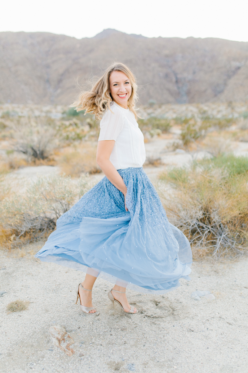 The Most Perfect Desert Family Photo Session | Palm Springs Photography | What to Wear to Family Pictures | VSCO | Emma Rose Company | Gorgeous Sunset Family Session-18.jpg