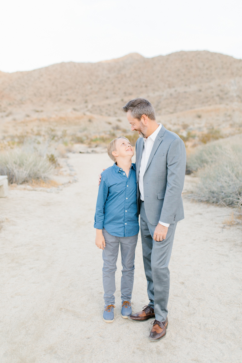 The Most Perfect Desert Family Photo Session | Palm Springs Photography | What to Wear to Family Pictures | VSCO | Emma Rose Company | Gorgeous Sunset Family Session-32.jpg