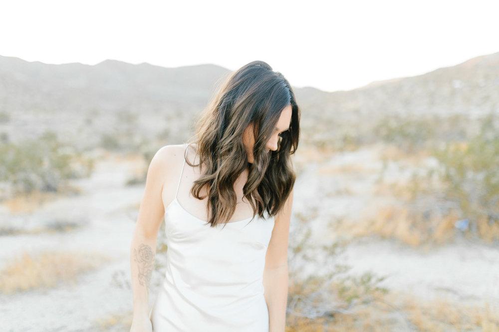 Palm Springs Desert Bridal Session | Non Traditional Wedding Inspiration | Destination Wedding Photography | Sunrise Palm Springs Session in Wedding Dress | Southern California Bride | So Cal Wedding | Emma Rose Company-5.jpg