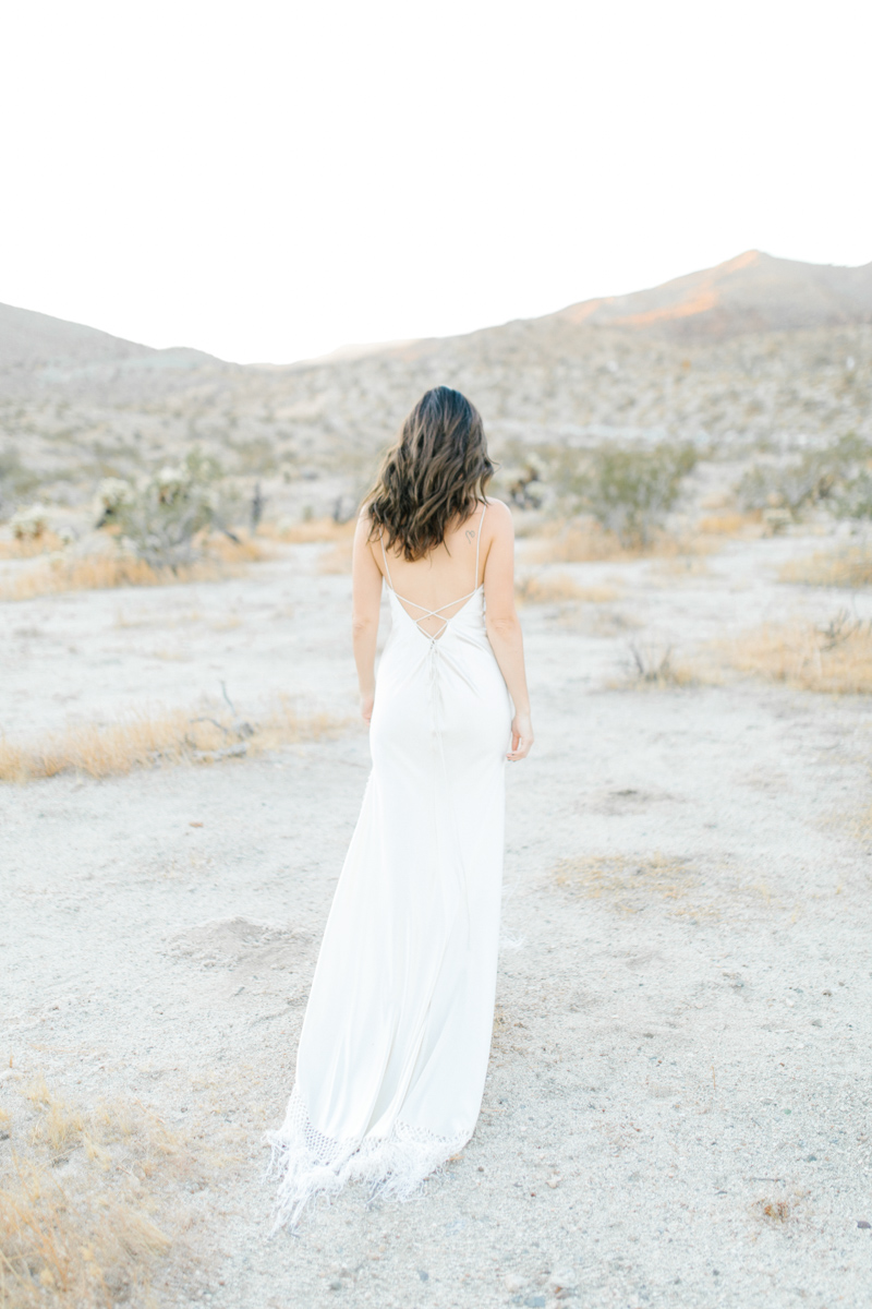 Palm Springs Desert Bridal Session | Non Traditional Wedding Inspiration | Destination Wedding Photography | Sunrise Palm Springs Session in Wedding Dress | Southern California Bride | So Cal Wedding | Emma Rose Company-8.jpg