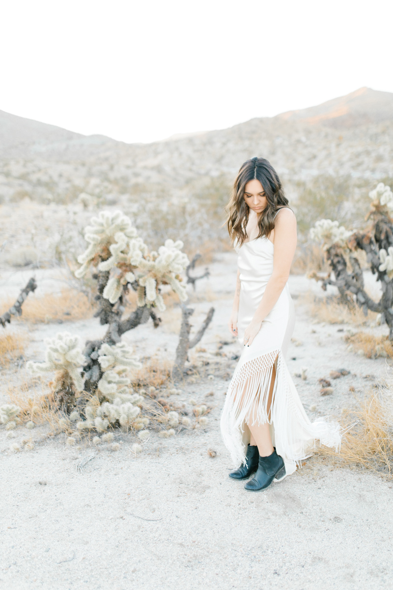 Palm Springs Desert Bridal Session | Non Traditional Wedding Inspiration | Destination Wedding Photography | Sunrise Palm Springs Session in Wedding Dress | Southern California Bride | So Cal Wedding | Emma Rose Company-10.jpg