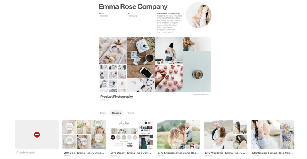 Click on the image to check out my full Pinterest profile for more inspiration!