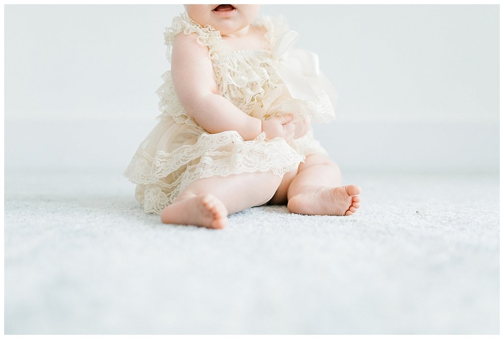 The Sweetest Six Month Old Studio Session | Emma Rose Company | Seattle Lifestyle Photographer | Baby Feet.jpg