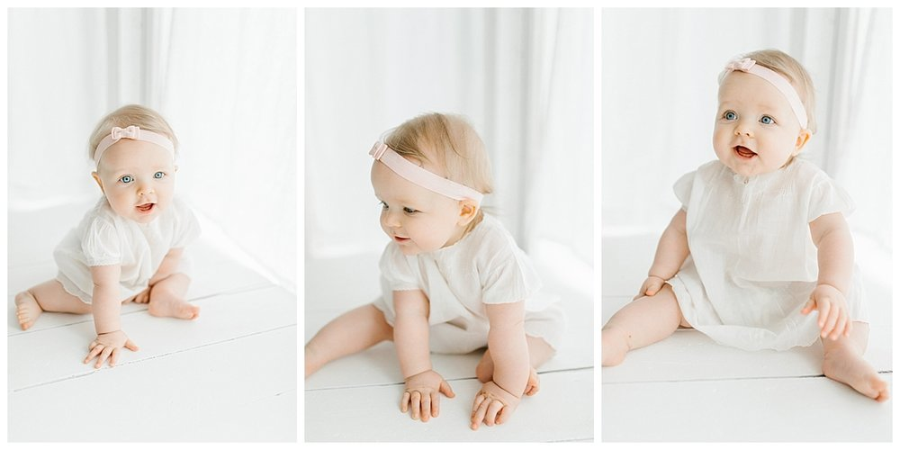 The Sweetest Six Month Old Studio Session | Emma Rose Company | Seattle Lifestyle Photographer | Sitting Up Studio Pictures.jpg