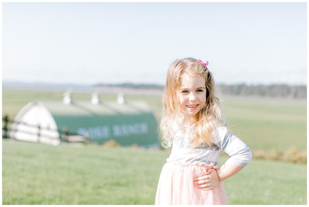 Emma Rose Company Seattle and Portland Wedding and Portrait Photographer | What to Wear for Family Pictures | Cute Toddler