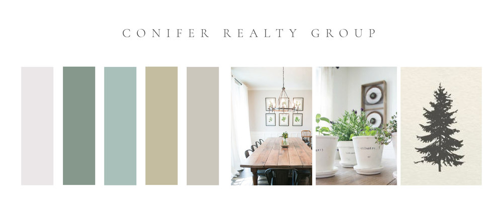 Emma Rose Company Squarespace Website Designer | Conifer Realty Group Website Launch | Project Details Portfolio