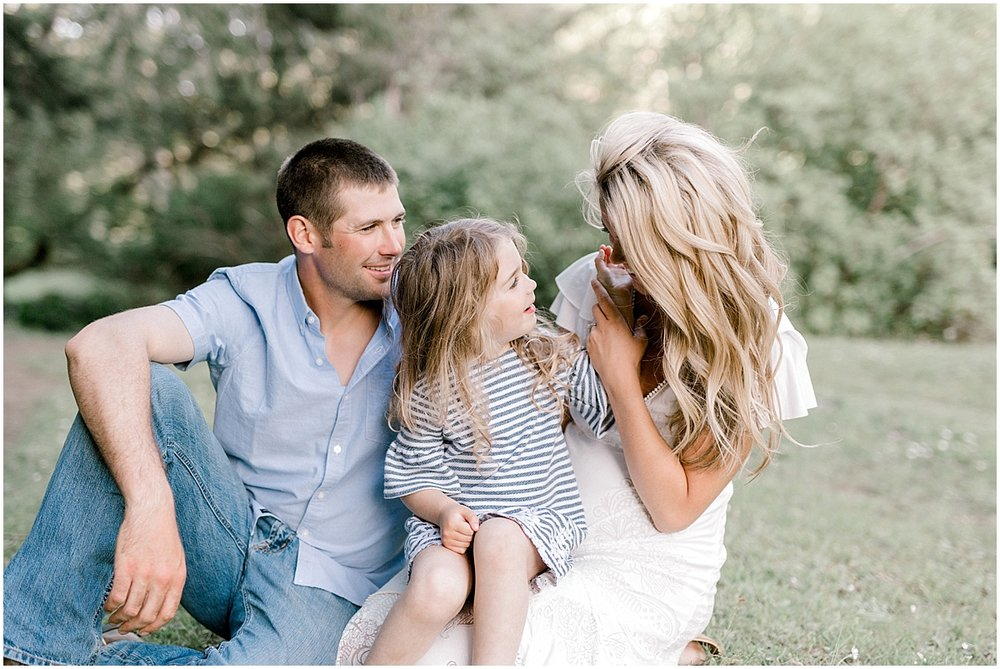 Emma Rose Company Family Pictures, What to Wear to Family Portraits, Lora Grady Photography, Seattle Portrait and Wedding Photographer, Outdoor Family Session, Anthropologie White Farm Dress13.jpg