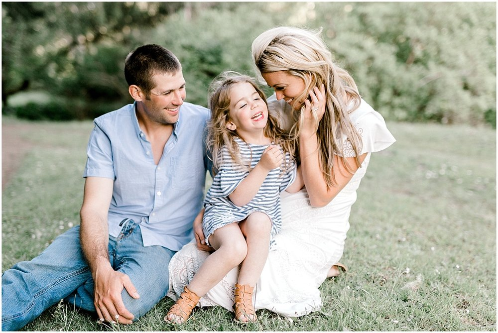 Emma Rose Company Family Pictures, What to Wear to Family Portraits, Lora Grady Photography, Seattle Portrait and Wedding Photographer, Outdoor Family Session, Anthropologie White Farm Dress16.jpg
