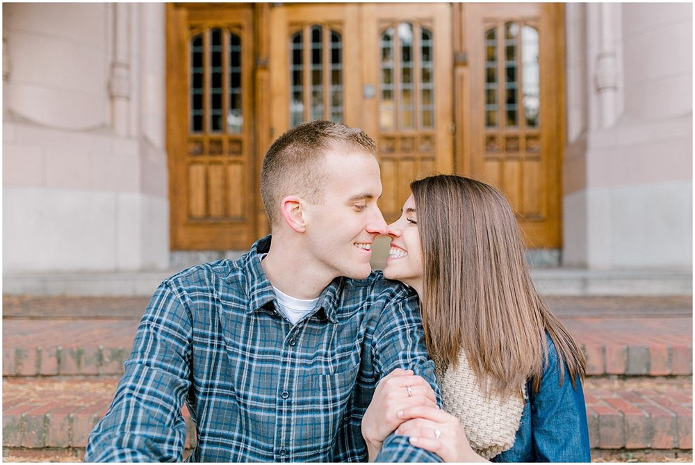 University of Washington Engagement Session | College Campus Photo Session | UW | Seattle Engagement Session | Seattle Wedding Photographer | Emma Rose Company55.jpg
